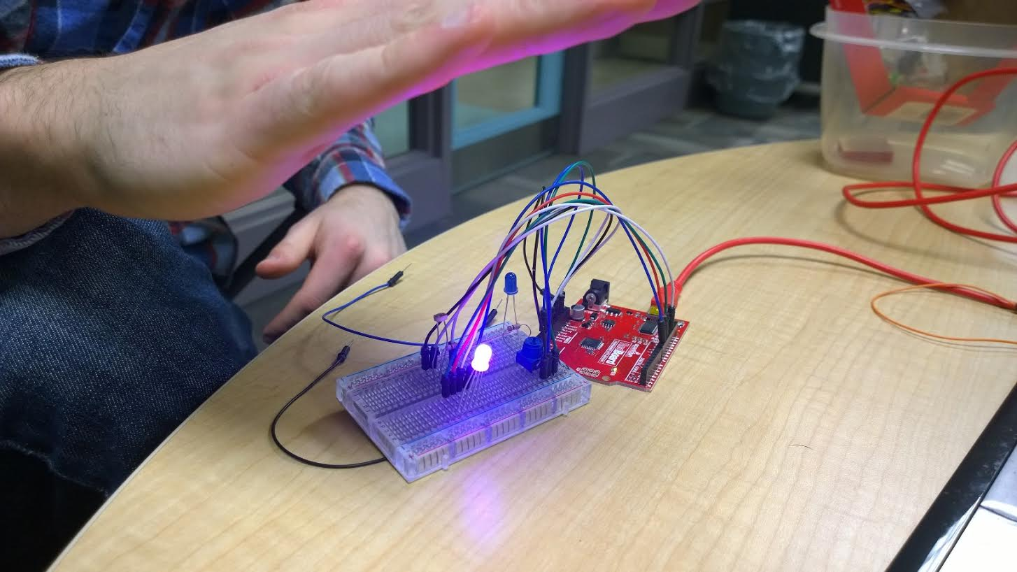 Arduino Project Is An Evolving Entity It Started Wiring Potentiometer To Led The